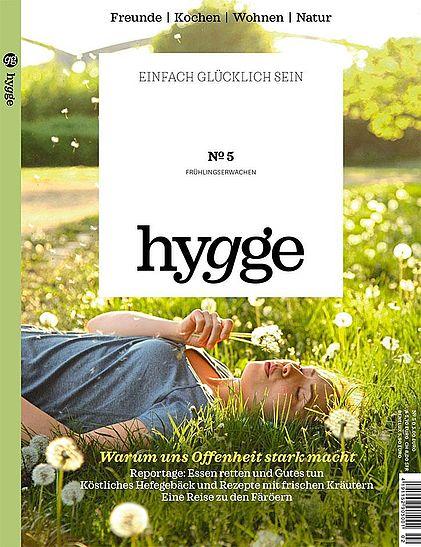 Zeitschrift Hygge