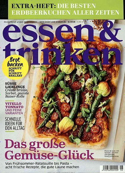 Essen Und Trinken Zeitschrift essen trinken profil g j e ms